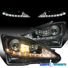 For 2006-2009 Lexus IS250 IS350 SMD LED Signal Projector Headlight Black $379.86 CAD on eBay