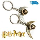 Harry Potter GOLDEN SNITCH Keyring Christmas Stocking Filler Bag Charm Ball Wing