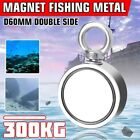 Super Strong Double Side 300kg Neodymium Fishing Salvage Magnet Metal Detector