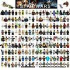 Lego Star Wars Luke Skywalker Darth Vader Obi-Wan Jawa Leia Clone Minifigures $2.48 USD on eBay