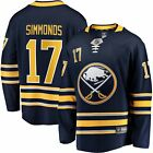 Wayne Simmonds Buffalo Sabres Fanatics Branded Breakaway Home Player Jersey
