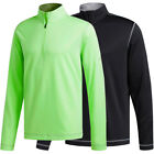 Adidas Golf Men's UV Protection 1/4-Zip Lightweight Pullover,  Brand New