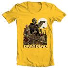 Day of the Dead T Shirt George Romero 70s retro vintage horror movie graphic tee image