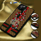 Cover Gucci712MK19LV19Coach Snake NEW iPhone 11 PRO 8 7 X XS MAX XR Print Case
