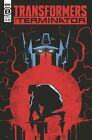 Transformers vs Terminator #1 Select Covers A & B 1:10 IDW NM 2020 image