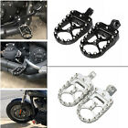 US Wide Foot Pegs MX Style Footrest For Harley Dyna FXDF  FXDL Fatboy Sportster $28.98 USD on eBay