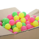 600x Lot GOGO Beer Ping Pong Ball 40mm Multi Color Wholesale Bulk for Game Party
