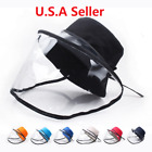 Fisherman Protective Cap Anti-Saliva Uniex Full Face Cover Outdoor Hat Safety US