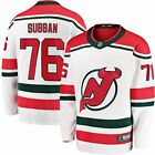 PK Subban New Jersey Devils Fanatics Branded Alternate Premier Breakaway