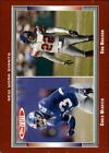 2006 Topps Total Red Football Card Pick 1-358 $1.25 USD on eBay