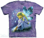 Kyпить The Mountain Purple Winged Fairy Angel Fantasy T-Shirt (Sm - 3X) New на еВаy.соm