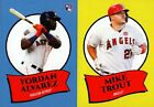 2020 TOPPS 582 MONTGOMERY CLUB 1969 TEST ISSUE POSTER SET #3 SINGLES - YOU PICK on Ebay