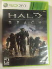 XBOX 360 Halo Games - Select by game title - All CIB (Game, Case, Manual)