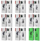 LIVERPOOL FC 2019/20 PLAYERS AWAY KIT GROUP 2 PU LEATHER BOOK CASE APPLE iPHONE
