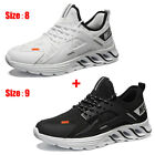 2pcs Men Sneakers Breathable Outdoor Sport Shoes Training Brother's  Shoes US
