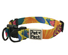 DOG COLLAR NICE DESIGN FOR SMALL MEDIUM LARGE DOGS w matching bracelet PETFECT