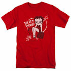 Betty Boop Lover Girl T Shirt Mens Licensed Cartoon Merchandise Valentines Red $19.99 USD on eBay