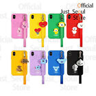 Official BTS BT21 Cute Strap Phone Case Cover+Freebie+Tracking 100% Authentic