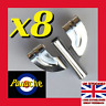More images of *8 X BASS DRUM CLAWS FOR WOOD OR METAL BASS DRUM HOOPS