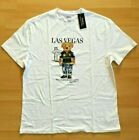 NEW Polo Ralph Lauren BEAR LOGO Tee T SHIRT SHORT SLEEVE TSHIRT CITY GRAPHIC  <br/> 🔥🔥🔥🔥🔥   CHECK OUT THIS BUY IT NOW L@@K  🔥🔥🔥🔥🔥