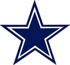 Dallas Cowboys Vinyl Decal / Sticker 10 sizes!! Comes with Tracking!! $6.0 USD on eBay