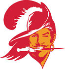 Tampa Bay Buccaneers Throwback Logo Vinyl/ Sticker 10 sizes!! Free Shipping!! $6.0 USD on eBay