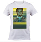 New!! Sade Rock Tee Fashion Men White Short Sleeve T Shirt All Size S-4XL KL433 image