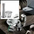 Stainless Refillable Reusable Coffee Capsule Pod for Nespresso Steel i Cafilas!