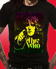COOLES THE WHO ROGER DALTREY FACE T-SHIRT FÜR ROCKER & EXPERTEN OFF. MERCH.!