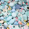 10Pcs Blue Blessing Bag Mobile Phone Shell Accessories Resin DIY Jewelry Cute US