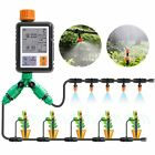 Intelligent Automatic Irrigation System Electronic Water Timer LCD Screen