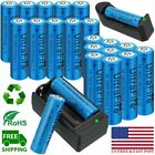 Kyпить 20X UltraFire 18650 Battery 3.7V Li-ion Rechargeable Batteries & Charger на еВаy.соm