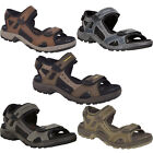 Ecco Mens Offroad Yucatan Outdoor Hiking Walking Trail Sandals Shoes