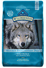 Blue Buffalo Wilderness Grain Free Large Breed Healthy Weight Chicken Dog Food