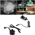 Atomizer Air Humidifier Water Fountain Pond Ultrasonic Mist Maker Fogger Device