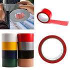 10M x 50mm Waterproof Sticky Adhesive Cloth Duct Tape Roll Craft Repair 8 ColoTE