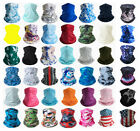 Kyпить Face Mask Bandana Cooling Cover Breathable Scarf Neck Gaiter Headband Reusable на еВаy.соm