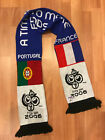 Scarf Soccer from the World Cup of 2006, Semi Final Game France vs Portugal