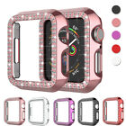 Apple Watch Series SE 6 5 4 3 2 Diamond Bling protector Case Cover 38/40/42/44mm