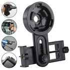 Universal Cell Phone Quick Photography Adapter Mount Holder Bracket for Telescop