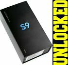 New In Box Samsung Galaxy S9 Sm-g960u 64gb Att T-mobile
