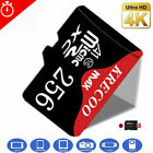 256GB 128GBG 64GB Micro Memory Card TF Flash Card Fr Camera Phone Fast Speed New