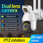 Wireless Camera 1080P HD IP Security Camera IR Night Vision WIFI Waterproof PTZ
