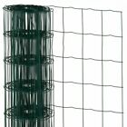 Nature Wire Mesh Rectangular Green Fence Aviary Enclosure 0.6x10 m/0.8x10 m