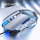 Pro Gaming Mouse 3200DPI Adjustable Silent Mouse Notebook Game Mice for Gamer