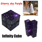 Kid Adult Infinity Cube Stress Fidget Toys for Autism Anxiety Relief Sensory Toy