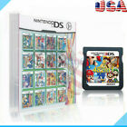 208/482/500 in 1 Video Games Cartridge Cards For Nintendo NDS 2DS 3DS NDSI NDSL