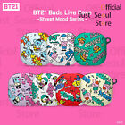 Official BTS BT21 Samsung Galaxy Buds Live Case Cover Street Ver+Freebie+Track N