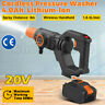 More images of 20V Car Cordless Pressure Cleaner Washer 435PSI 3.0A Battery & Charger Portable
