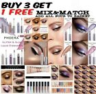 PHOERA DIAMOND Glitter Shimmer Matte Eyeshadow Liquid Eye Shadow Beauty Makeup